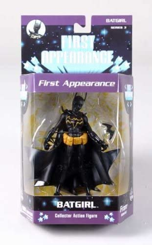 Prannoi First Appearance 3: Batgirl Action Figure