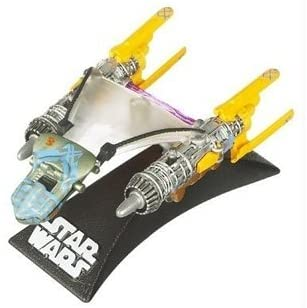 Star Wars: Titanium Series Anakin's Podracer Vehicle Die Cast