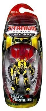 Transformers The Movie: Titanium Series Bumblebee Action Figure