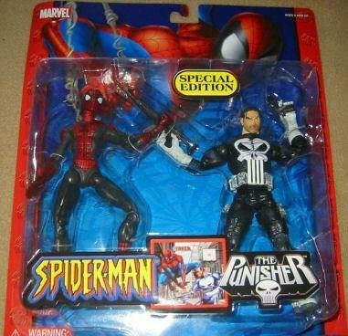 Spider-Man VS The Punisher