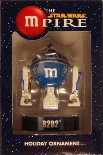 Star Wars The Mpire Holiday Ornament - R2-D2