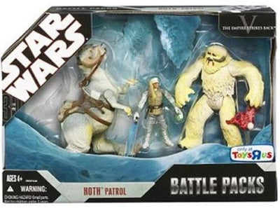 Star Wars Battle Pack Hoth Patrol