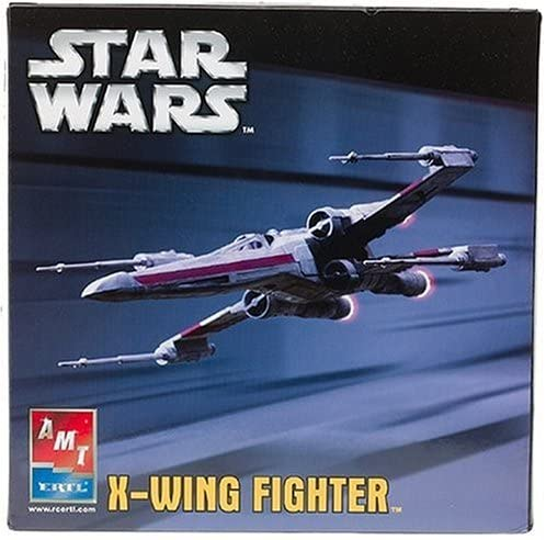 Racing Champions Star Wars X-Wing Fighter Plastic Kit