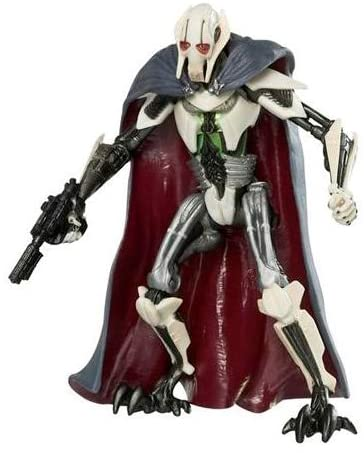 Star Wars The Saga Collection 2006 Series General Grievous Action Figure