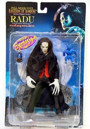 Full Moon Toys Radu from Subspecies Movie Figure