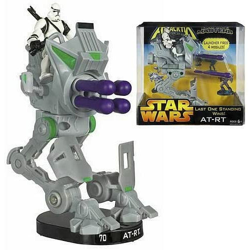 AttackTix Star Wars Battle Masters at-RT