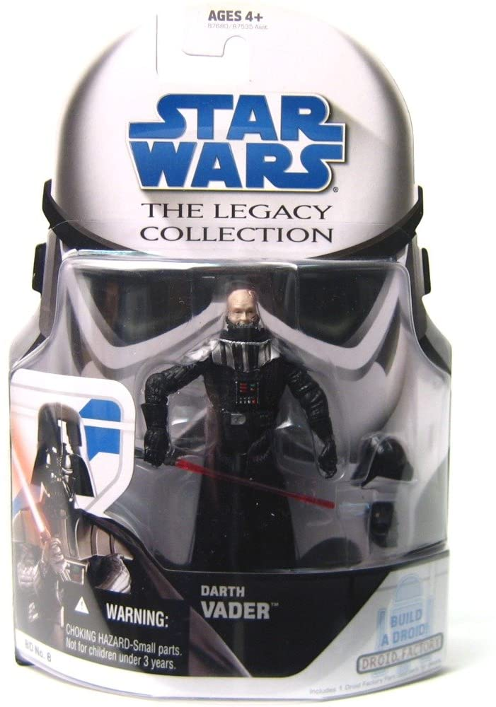 Hasbro Star Wars Basic Figure:Darth Vader