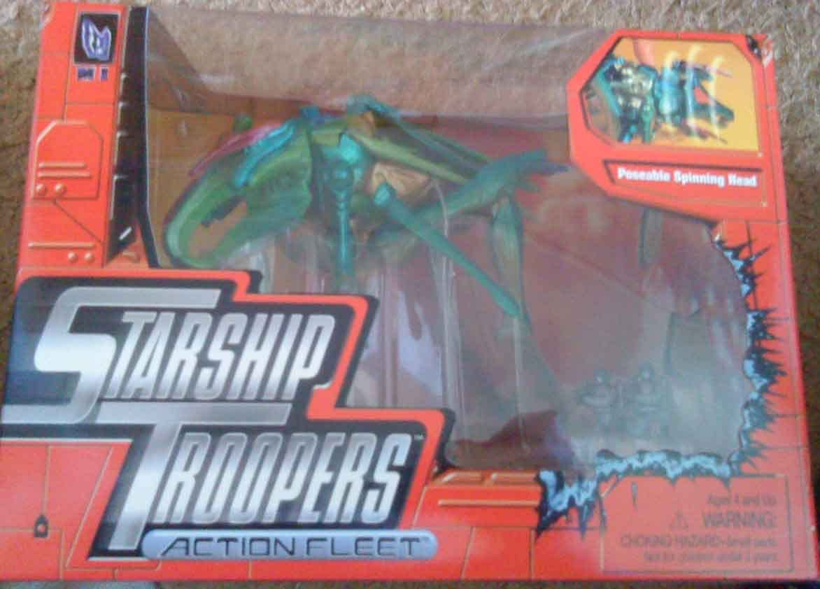 Starship Troopers: Hopper Bug Vs. Johnny Rico, Zander Barcalow by Galoob
