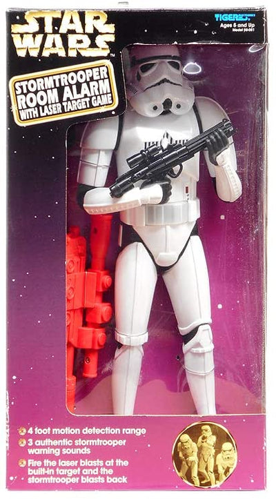 Star Wars ~ Stormtrooper Room Alarm with LASER Game