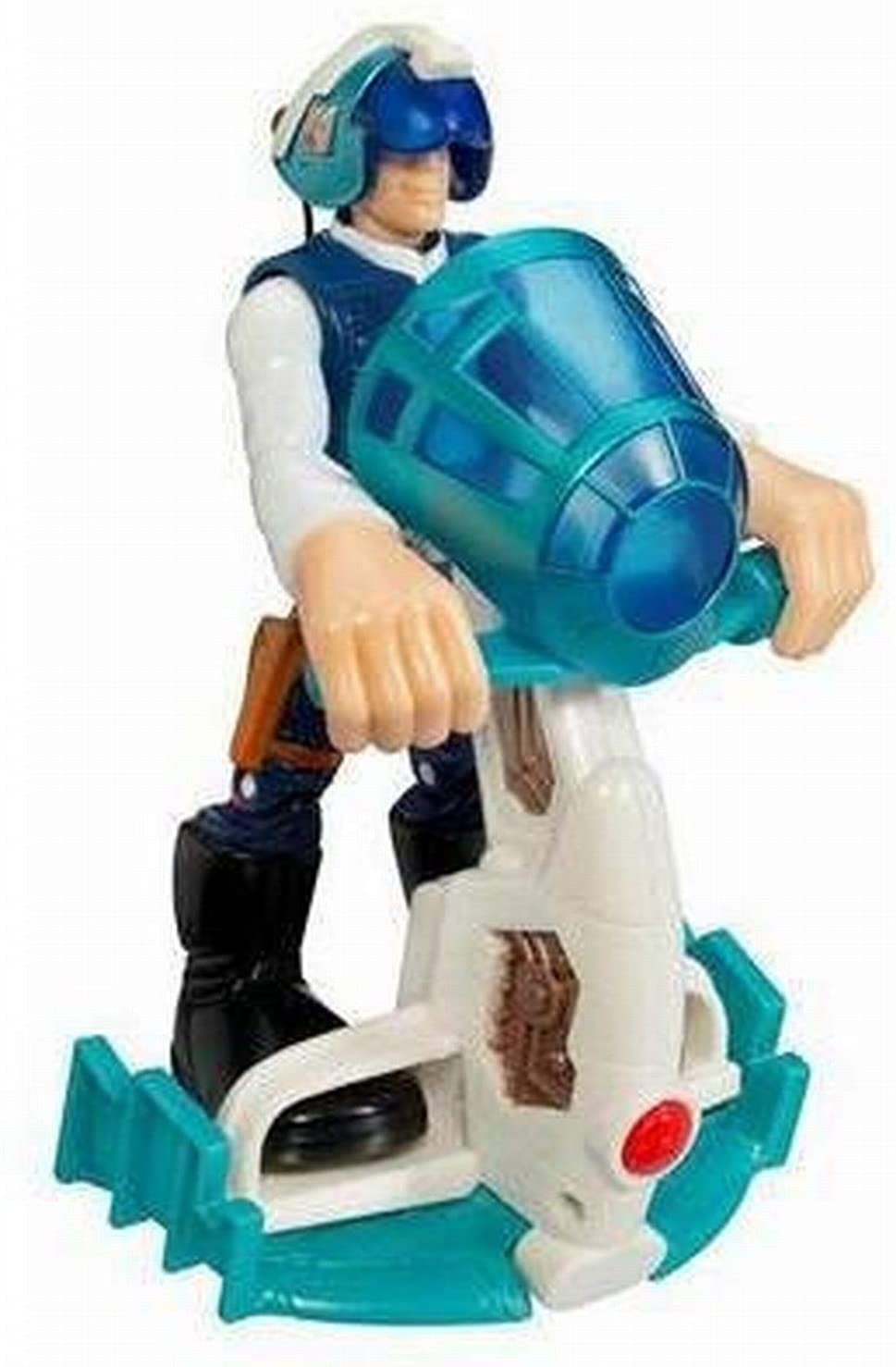 Star Wars Jedi Force Han Solo Chunky Action Figure Playset by Playskool