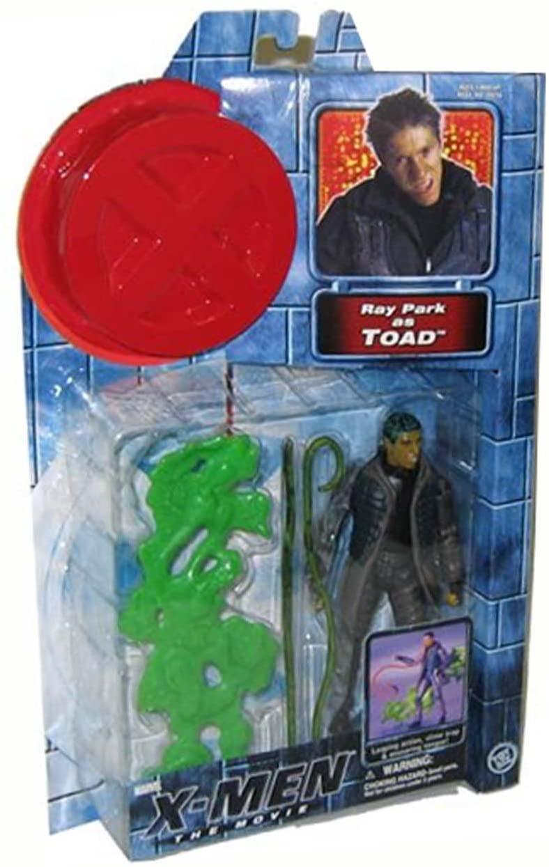 X-Men The Movie Action Figures - Toad