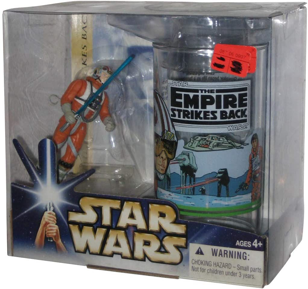 Star Wars Luke Skywalker X-Wing Pilot Cup Empire Strikes Back ESB Collectible