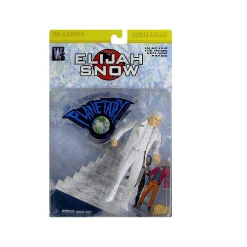 "7"" Elijah Snow Action Figure"