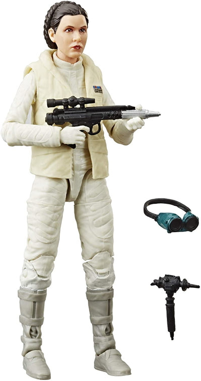 Star Wars The Black Series Princess Leia Hoth Action Figure
