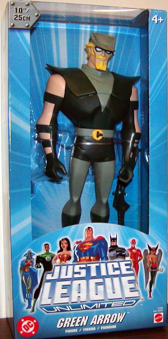 "Justice League Unlimited 10"" Green Arrow"