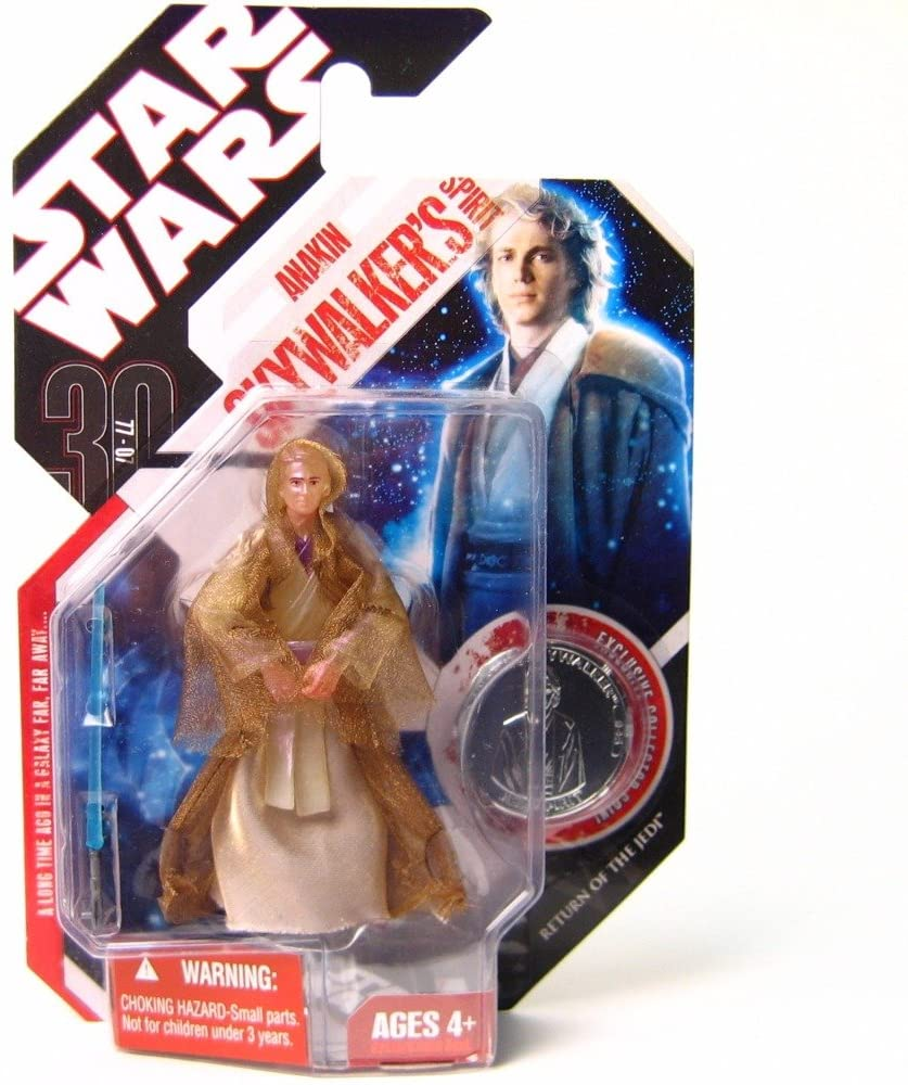 Hasbro Star Wars Basic Figure Anakin Spirit