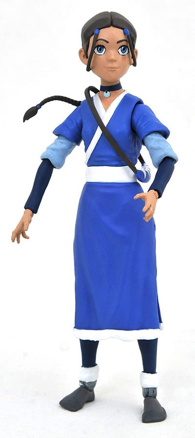 DIAMOND SELECT TOYS Avatar The Last Airbender: Katara Action Figure
