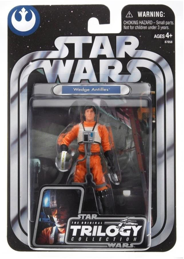 Star Wars: Internet Exclusive Wedge Antilles Action Figure