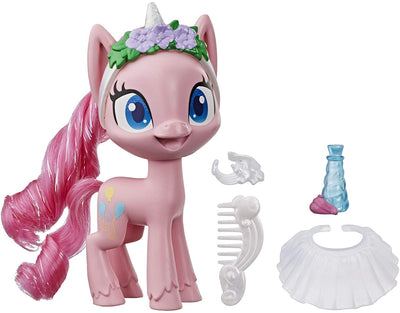 My Little Pony Pinkie Pie Potion Dress Up Figure -- 5-Inch Pink Pony Toy