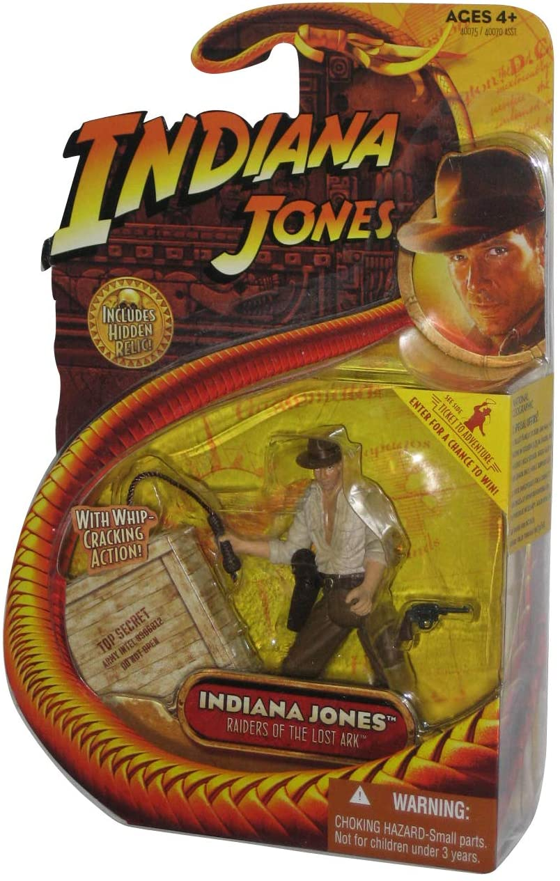 Hasbro Indiana Jones Action Figure: Indiana Jones