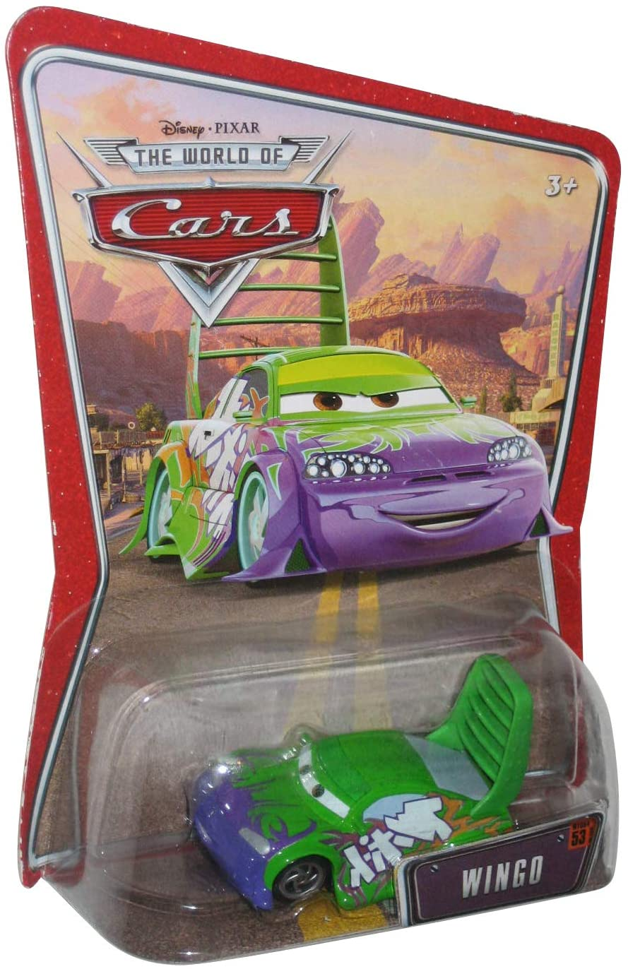 Disney Pixar Cars Wingo World of Cars Race O Rama Edition 1:55 Scale Mattel