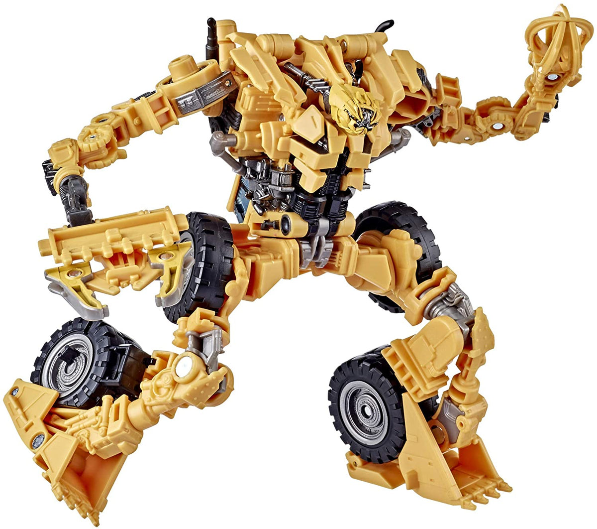 Transformers Toys Studio Series 60 Voyager Class Revenge of The Fallen Scrapper Action Figure