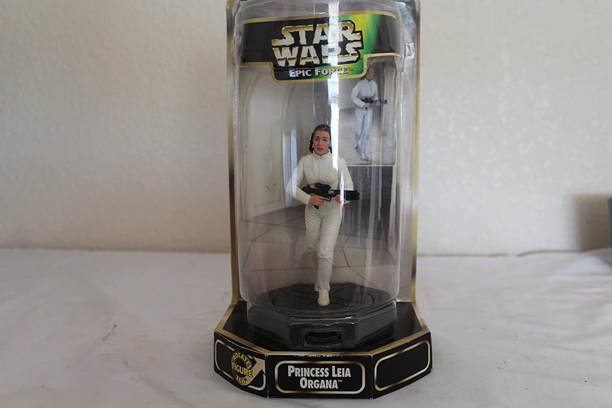 Star Wars Epic Force, Princess Leia Organa Action Figure 1998