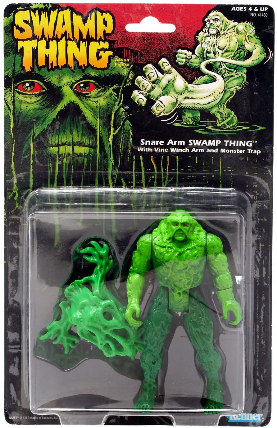 Swamp Thing Snare Arm