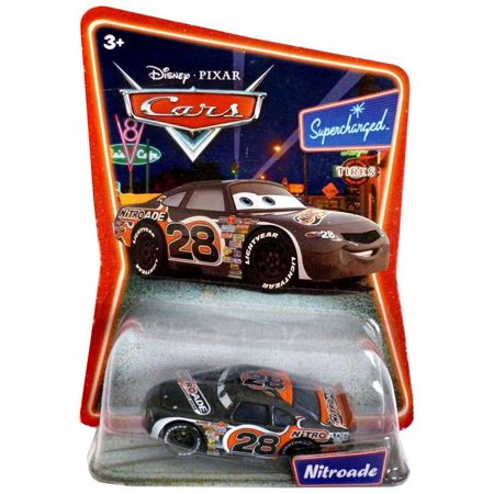 Disney/Pixar Cars The World of Cars Die-Cast Vehicle Nitroade 1:55 Scale