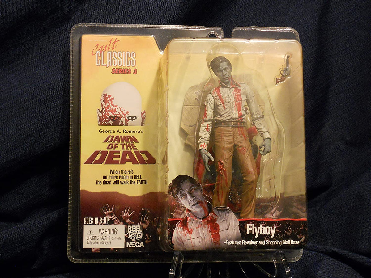 Cult Classics Series 3 Flyboy Zombie Action Figures