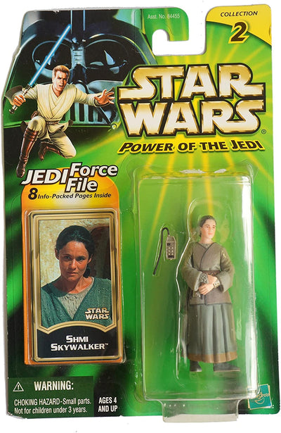 Star Wars Power of the Jedi Shmi Skywalker Action Figure