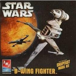 AMT/Ertl Star Wars B-Wing Fighter with Movie Print