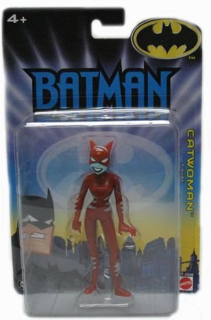 Batman Animated Catwoman Action Figure
