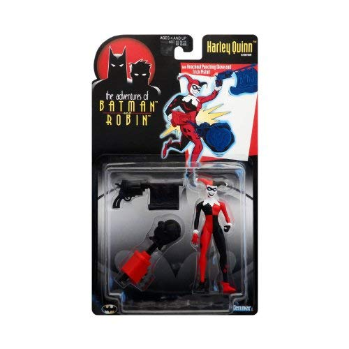 "Batman ""Harley Quinn"" w/ Knoxkout Punching Glove"