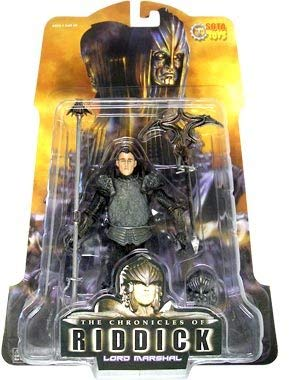 Chronicles Of Riddick Series 1 - Lord Marshal Figure