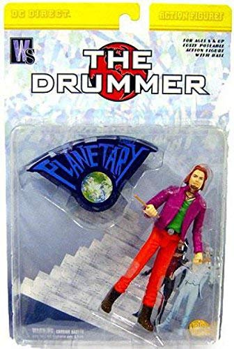 Planetary The Drummer Action Figure