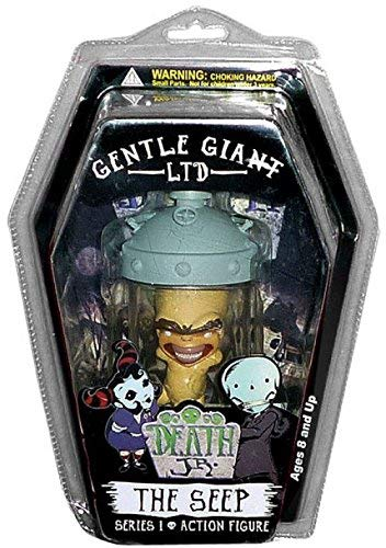 Gentle Giant - Death Jr - Series 1 - The Seep Action Figure - Limited Edition - Mint - Collectible