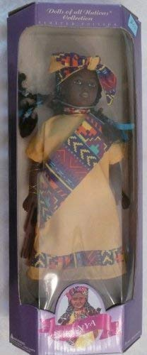Dolls Of All Nations Collection Kenya Doll