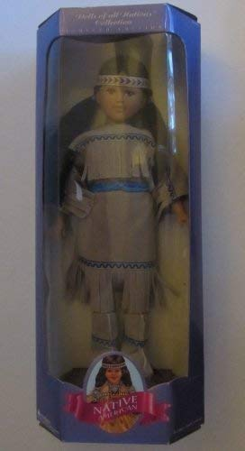 Dolls Of The Nations Collection - Native American by Dayton Hudson