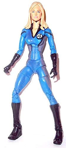 "Fantastic 4 Movie Series II Deluxe 12"" Figure: Invisible Woman"