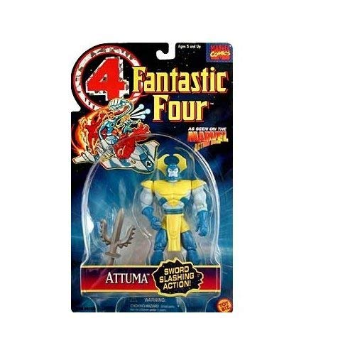 Fantastic Four Attuma Action Figure by Fantastic 4
