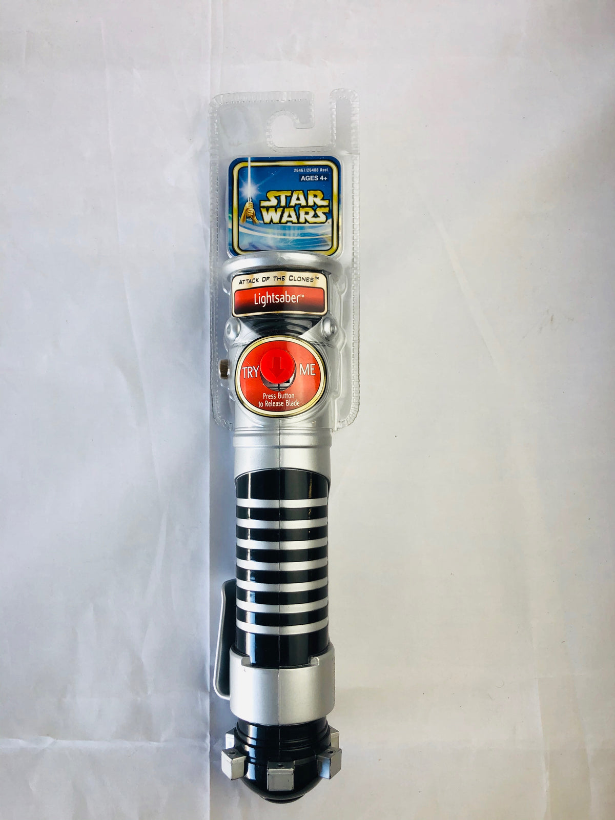 Star Wars Attack of The Clones - Lightsaber
