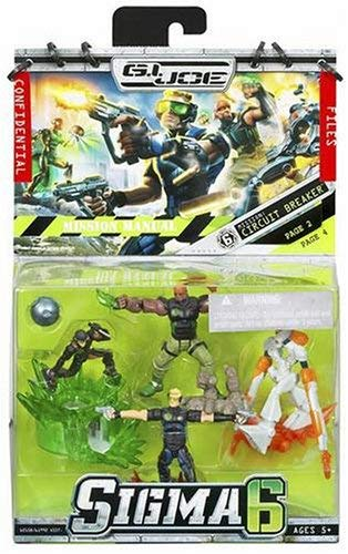 G.I. Joe 2.5 Inch Mission Circuit Breaker