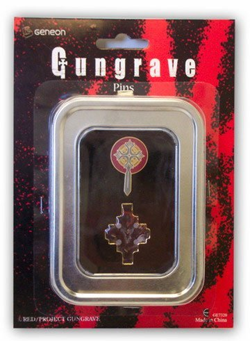 Gungrave: Collectibles Pin Set