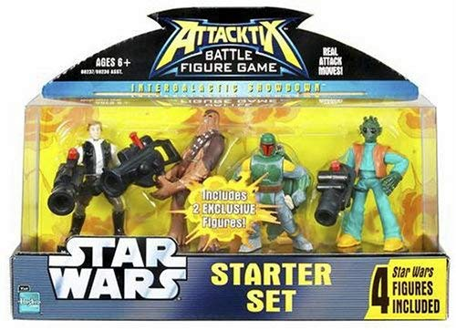AttackTix Star Wars Starter Set