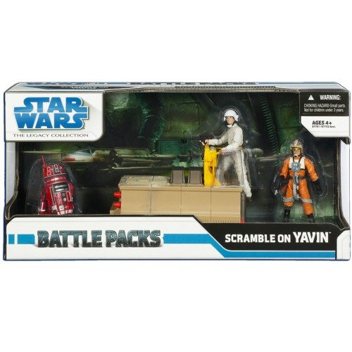 Hasbro Star Wars Battle Pack - Scramble on Yavin