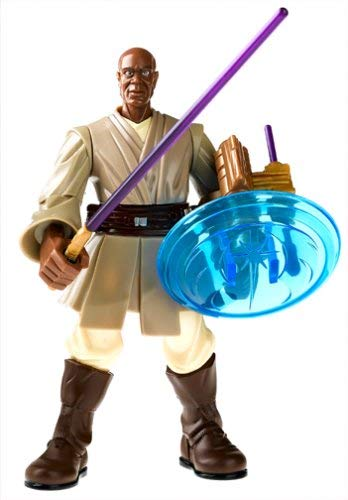 Star Wars E3 0F10 MACE WINDU