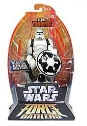 Hasbro Star Wars FORCE BATTLERS CLONE TROOPER