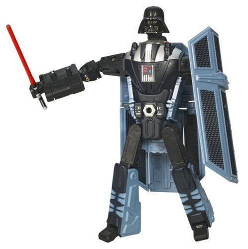 Hasbro Star Wars Transformers - Vader and Tie Fighter