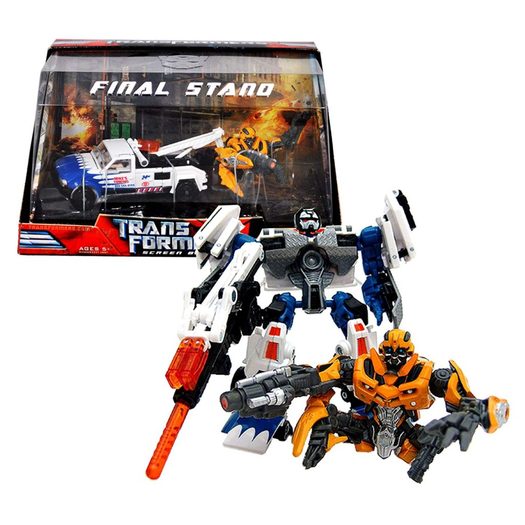 Transformers Movie Screen Battles: Final Stand